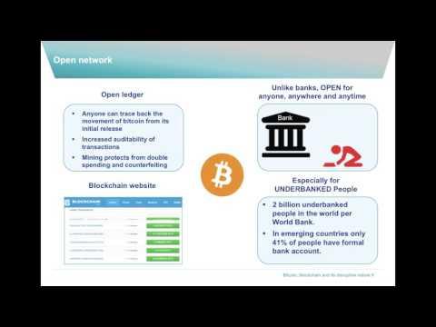 Bitcoin, Blockchain and its disruptive nature