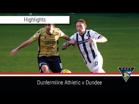 Dunfermline Dundee Goals And Highlights