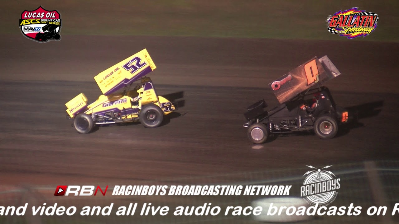 LUCAS OIL ASCS NATIONAL TOUR HIGHLIGHTS FROM BELGRADE MT  7.12.19