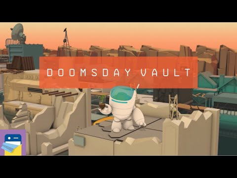 Doomsday Vault Apple Arcade Ios Gameplay Walkthrough Part 1 By