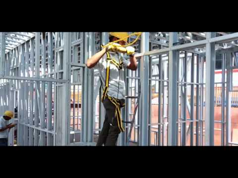 MGI Infra LGSF Technology( Steel Construction) in India Corporate Video