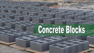 Eco Friendly Concrete Block in Bangladesh