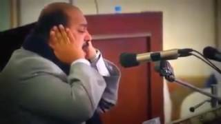 الرجل صاحب  الصوت الرائع والمتميز  في مقدمة مسلسل النبي يوسف عليه سلام