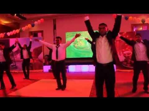 Gangnam Style in Le Merdien Al Aqah Beach Resort by Team Finance