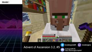 MINECRAFT Livestreams ~ Advent of Ascension 3.2 Hardcore (#5)