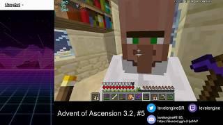 MINECRAFT Livestreams ~ Advent of Ascension 3.2 Hardcore (#5)