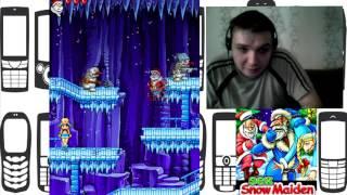 Мобильные пиксели: Снегурочка: SEX похищение (Sex Snow Maiden) ЧАСТЬ 2