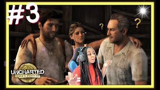 HOW ARE YOU ALIVE?!?! | UNCHARTED: DRAKE'S FORTUNE EPISODE 3 (CH. 11-15) FULL GAMEPLAY!!!