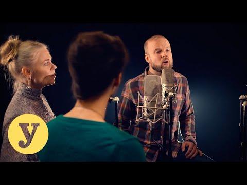 The Real Group / Kapellet takes - Stockholm / Lucky Luke