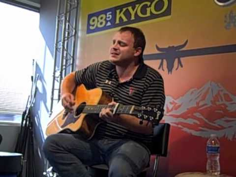 Josh Abbott  Oh, Tonight Live in the KYGO Concert Studio