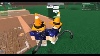 ROBLOX How to make for axe ( 1 part Lumber Tycoon 2 )