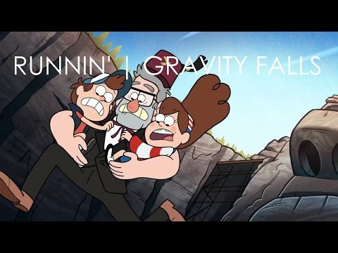 Runnin' | Gravity Falls | AMV