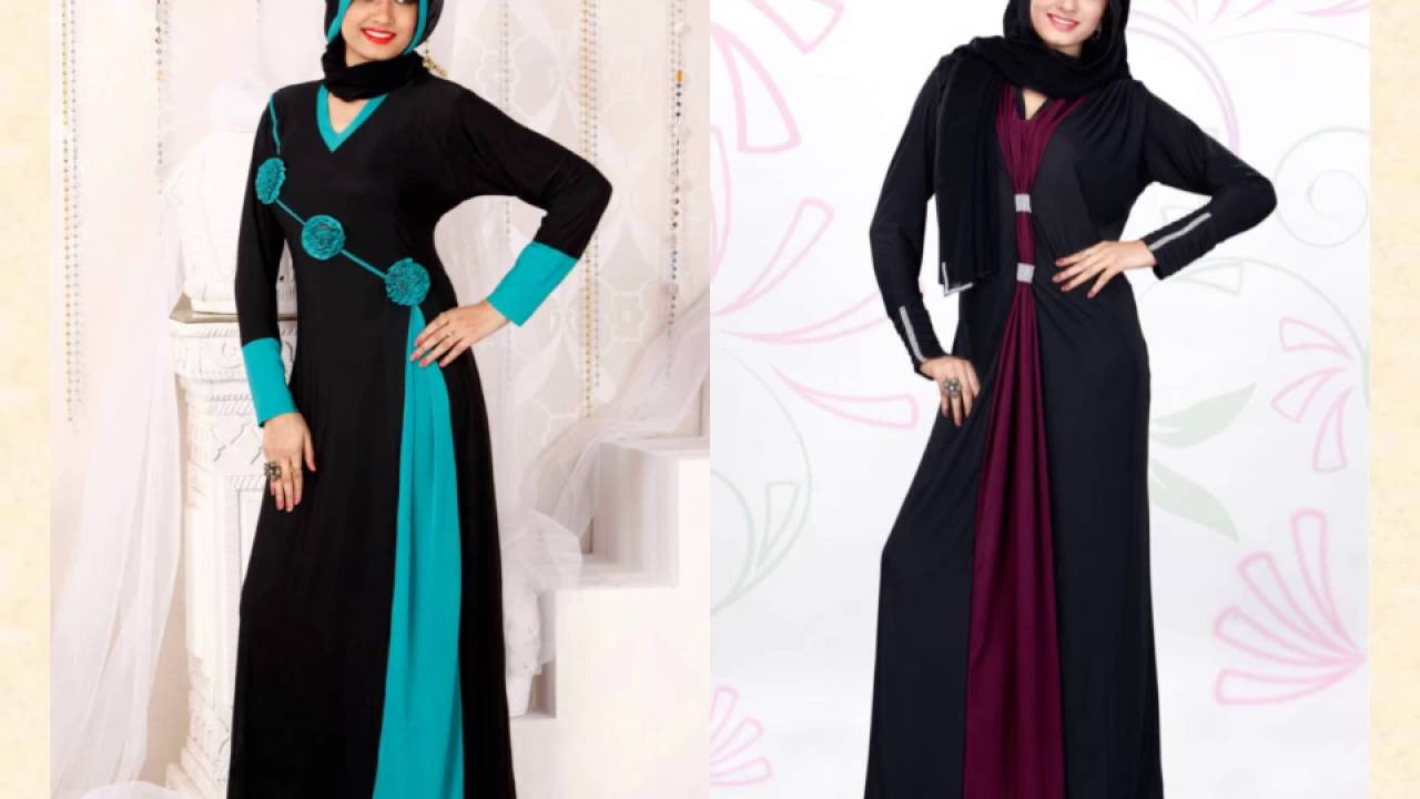 Latest Abaya Designs For Modern Look Youtube