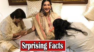 5 Surprising Facts About Veena Nagda - Sonam Kapoor's Mehendi