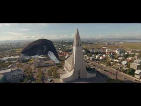 GOJIRA - Flying Whales (Fan made Music Video - Whales of Iceland)