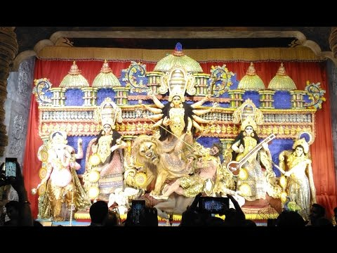 Durga Puja 2016 - Sree Bhumi Sporting Club, Kolkata