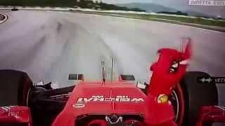 Vettel vittoria Ferrari - LA REAZIONE GP MALESIA 2015 FORMULA 1