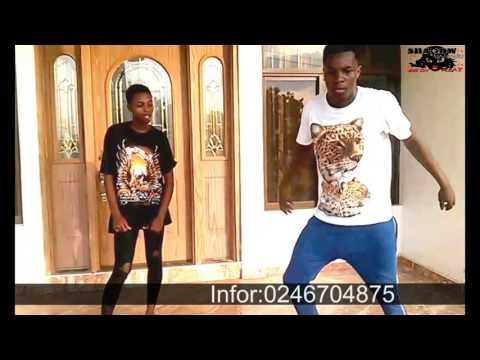 MzVee-ft-Kuami-Eugene-Rewind Official Dance video