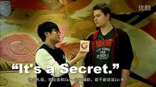 Puppey Interview about Team Secret, Dendi and Arteezy