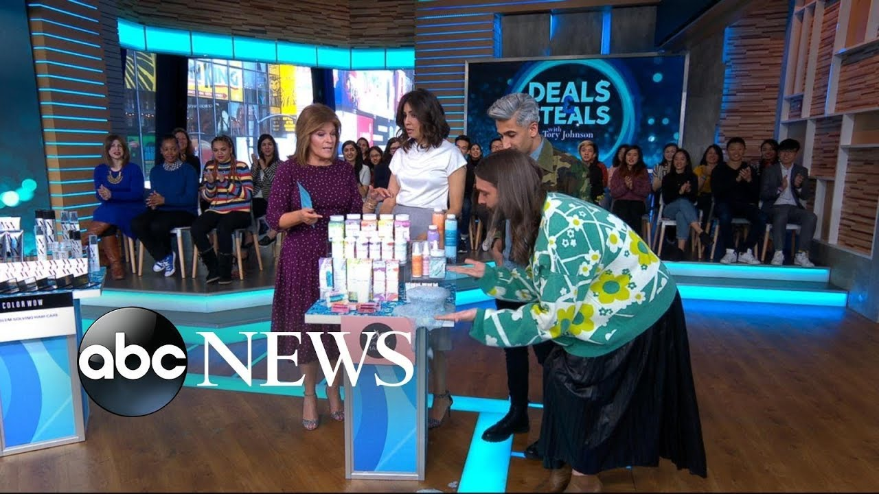 'GMA' Deals and Steals on beauty products   GMA