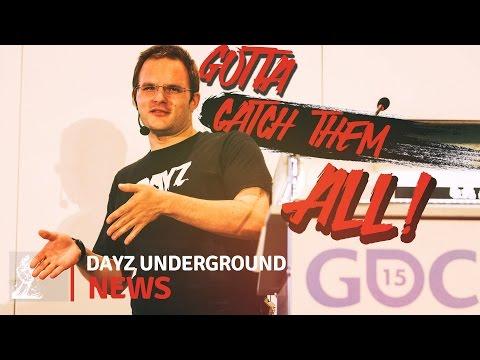 Eugen Harton DayZ GDC Europe Hacking Presentation - DayZ Underground News