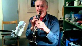 Blues for Alan (on Albert C clarinet)