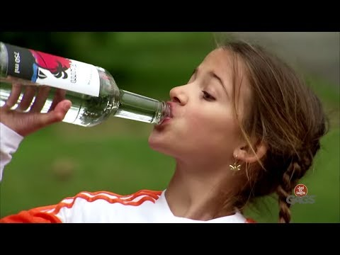 LITTLE GIRL Drinks Rum (with Bonus Footage) from YouTube · Duration:  2 minutes 11 seconds