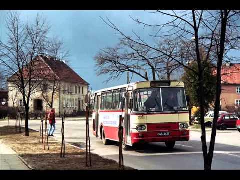 Autobusy miejskie ZKM Ciechanów