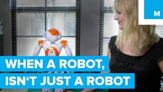 When a Robot Isn't Just A Robot