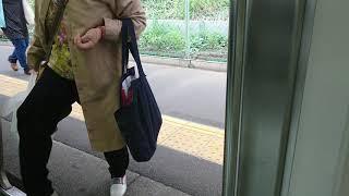 蓮田駅1番線発車メロディー 「雅楽谷の森蓮田のタカラ」放送被り2コーラス目突入