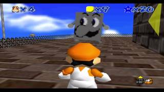 My Super Mario 64 Texture Hack! (w/Download)