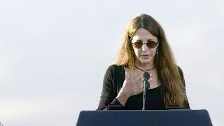 Reagan's daughter denounces Trump's comments