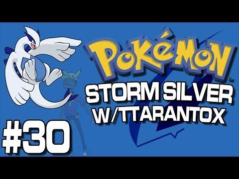 Pokemon Storm Silver - #30 - Into The Rocket Base