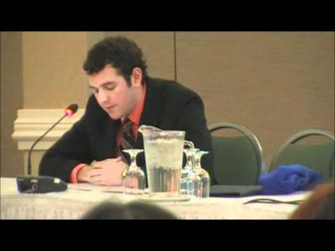 Oil executive son's powerful testimony at Enbridge Northern Gateway pipeline joint review panel