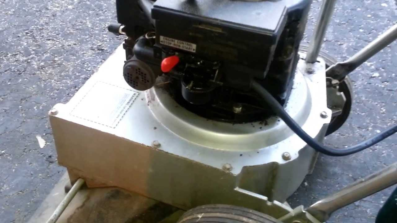 Craftsman Yard Vacuum 4 5 : Craftsman vacuum shredder bagger tecumseh first
