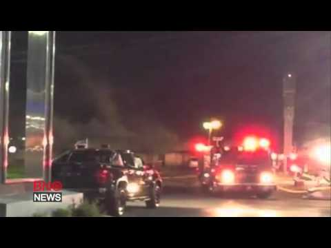 4 federal officers shot at Country Club motel in Topeka, Kansas