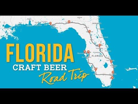 The Ultimate Florida Craft Beer Road Trip