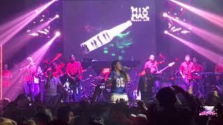 Via Vallen -  Korban Janji   Guyon Waton Cover  Live At Boshe Jogja