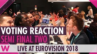 Eurovision 2018: Live reaction to Semi-Final 2 Qualifiers | wiwibloggs