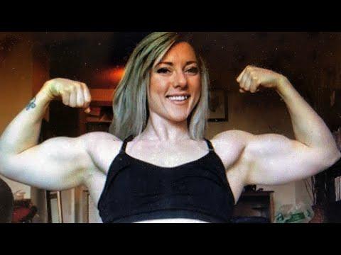 Rachel Plumb Norwegian Lifting Goddess @norwegian_liftinggoddess Muscular Hot Body