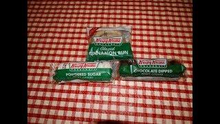 Taster's Tavern-Krispy Kreme Snack Products Taste Test, Episode 167 with Jack, Nick & Will