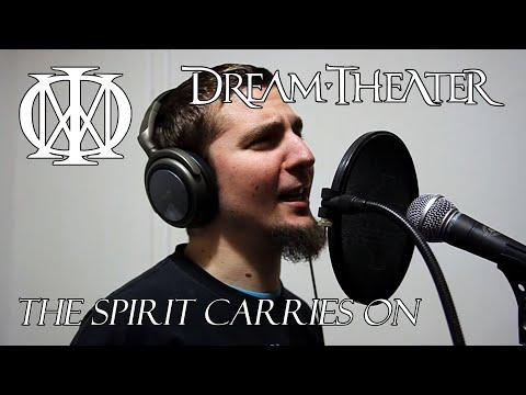 Dream Theater  The Spirit Carries On Vocal   Eldameldo