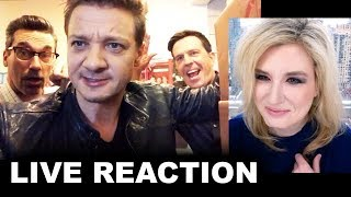 Tag Trailer REACTION