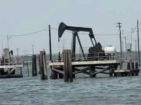 Offshore oil wells -DONT FORGET-OMAR BOUZALMAT-THE GIANT OIL PROSPECTOR