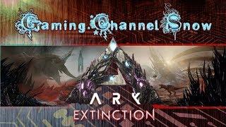 毎日配信! ARK新DLC Extinction !! #52 [PC版 公式PVE?サーバー] 2倍イベント!! キブル要員集め! thumbnail