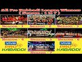 Vivo Pro kabaddi Winners List From Season 1 to 7 | | Pkl 2019 | | Pkl winners | | A Series