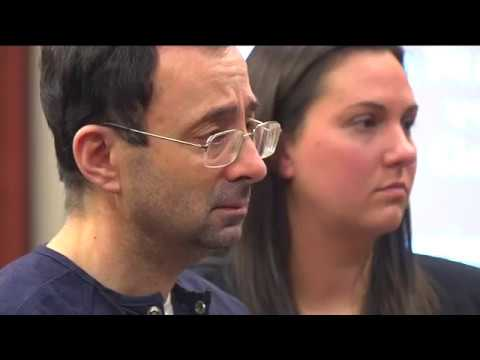 Former U.S. Gymnastics doctor Larry Nassar full sentencing hearing