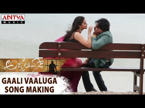 Gaali Vaaluga Song Making | Agnyaathavaasi...