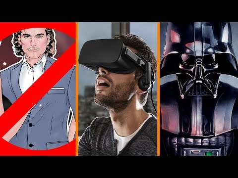 Banned on PlayStation + Every Oculus Rift Bricked + Live Action Star Wars TV Series