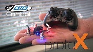 Estes Proto-X Nano Quadcopter Drone RTF Video
